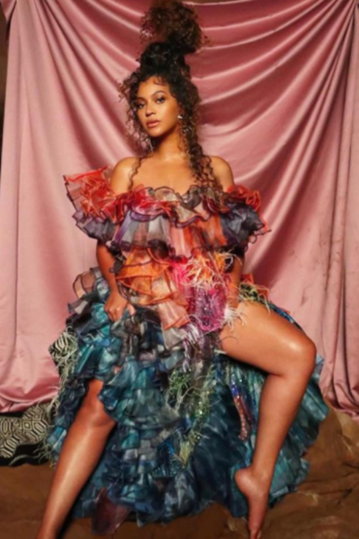 "Beyoncé presenta ""Black is King"" en Disney+"
